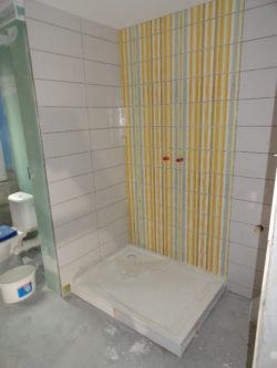 sprchový kout Trutnov